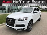 This Audi Q7 has a dependable Intercooled Supercharger