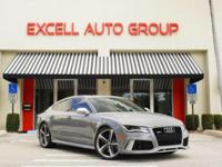 Introducing the 2014 Audi RS7 HB Prestige Edition