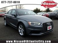 Look at this 2015 Audi A3 2.0T Premium. Its Automatic