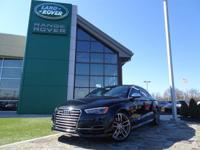 Very nice condition 2015 Audi S3 2.0T Prestige with a