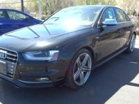 Check out this 2015 Audi S4 Premium Plus. Its Automatic