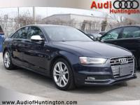 2015 Audi S4 3.0T Premium Plus quattro 7-Speed