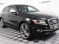 JUST REDUCED. A BEAUTIFUL 1 OWNER 2015 SQ5 PRESTIGE