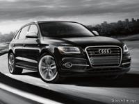 * 3 LITER 6 Cylinder engine *    * 2015 ** Audi * * SQ5