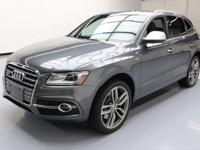 2015 Audi Other with 3.0L Supercharged V6