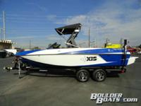 2015 Axis T22 Surf Gate Equipped Introducing the