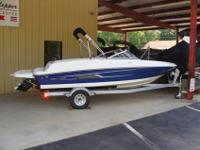 "2015 Bayliner 175 BR SpecificationsLOA 17'6"" Beam 6'11"""