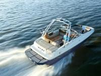 2015 Bayliner 195 This boat is powered by a 220