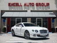 Introducing the 2015 Bentley Continental GT Speed with
