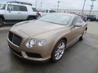 Continental GT V8 S, 2D Coupe, 4.0L V8 Twin