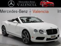 CARFAX One-Owner. Clean CARFAX. White 2015 Bentley
