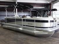 """2015 Berkshire 250 ESTS-13 25' 2"""" Pontoon, Aluminum"""