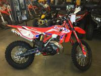 2015 Beta 300 RR-Race Edition Brand New Motorcycles