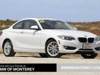 CARFAX 1-Owner, BMW Certified, ONLY 24,383 Miles! FUEL