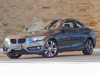 This 2015 BMW 2 Series comes with AWD, Front dual zone