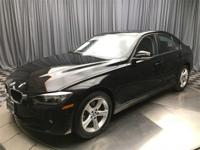 CARFAX One-Owner. Clean CARFAX. Certified. Jet Black