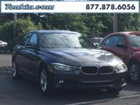 2015 BMW 3 Series 320i CARFAX One-Owner. Clean CARFAX.