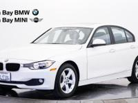 ======: CARFAX 1-Owner, BMW Certified. NAV, Sunroof,