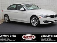 BMW Certified Pre-Owned! This 2015 BMW 320i sedan is