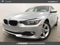 BMW Certified, GREAT MILES 36,948! PRICE DROP FROM