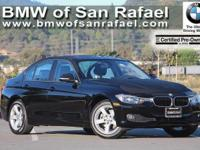 Options:  2015 Bmw 3 Series 4Dr Sdn 320I Rwd|4 Cylinder