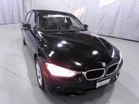 Great price! Low mileage! This 320i xDrive sedan was