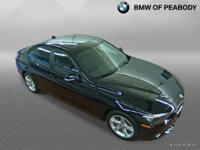 CARFAX 1-Owner, BMW Certified, ONLY 24,657 Miles!