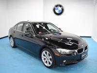 2015 BMW 3 Series 320i xDrive Black AWD, *New Tires*,