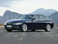 2015 BMW 3 Series 4D Sedan 320i xDrive AWD 2.0L