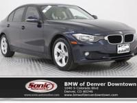 Delivers 35 Highway MPG and 23 City MPG! This BMW 3