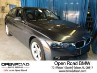Mineral Gray Metallic exterior and Black interior. BMW