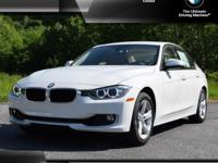 2015 BMW 3 Series 328i  Options:  Power Front Seats