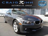 PREMIUM & KEY FEATURES ON THIS 2015 BMW 3 Series