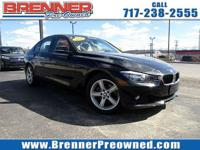 Check out this 2015 BMW 3 Series 328i. Its transmission