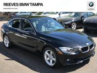 BMW Certified, ONLY 38,033 Miles! NAV, Heated Seats,