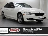 This 2015 328i has Sport Line, Lighting Package, Heated
