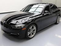 2015 BMW 3-Series with Sport Line,2.0L Turbocharged I4