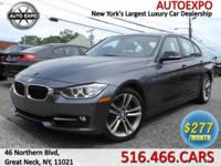 This elegant 2015 BMW 328I Sport Line Package comes