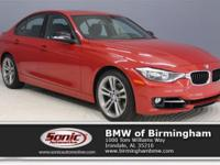 This 2015 BMW 328i comes complete with features such as