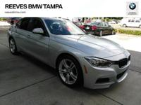CARFAX 1-Owner, BMW Certified, Excellent Condition. Nav
