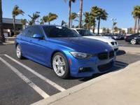 Recent Arrival! 2015 BMW 3 Series 328i CARFAX