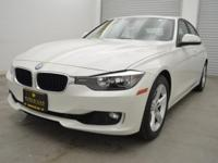 CARFAX 1-Owner, Spotless. 328i trim. FUEL EFFICIENT 35