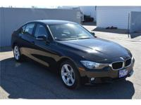We are excited to offer this 2015 BMW 3 Series. CARFAX