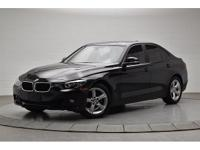 This Certified Pre-Owned 3 Series comes equipped with
