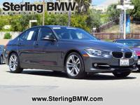 FUEL EFFICIENT 35 MPG Hwy/23 MPG City! BMW Certified,