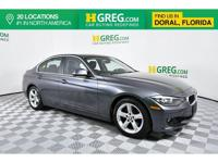 Clean CARFAX. Recent Arrival! This 2015 BMW 3 Series