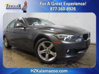 2015 BMW 3 Series 328i xDrive Mineral Grey CALL JASON