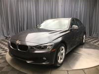 Clean CARFAX. Certified. Mineral Gray Metallic 2015 BMW
