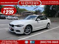 This Lovely White (Alpine White) 2015 BMW 328XI xDrive