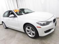 Options:  2015 Bmw 3 Series 328I Xdrive|White|Recent